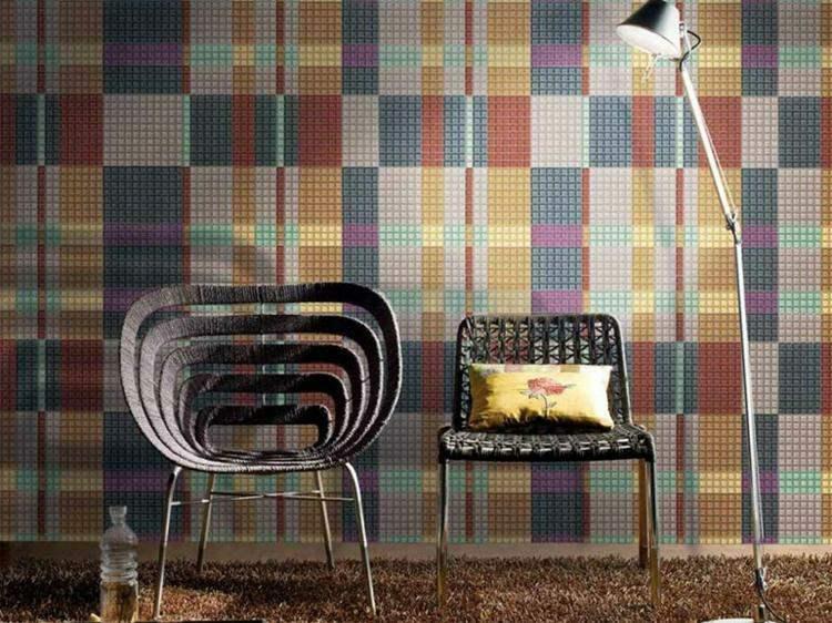 mosaicos diseño colores modernos