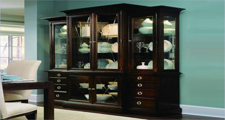 Aparadores y gabinetes de comedor vintage 62 modelos for Muebles aparadores modernos
