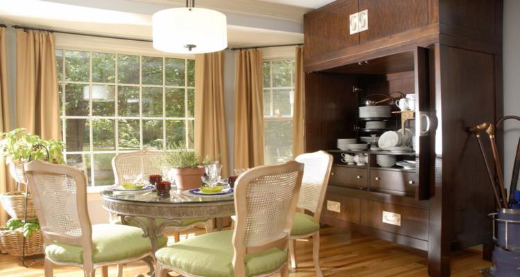 Aparadores y gabinetes de comedor vintage - 62 modelos ...