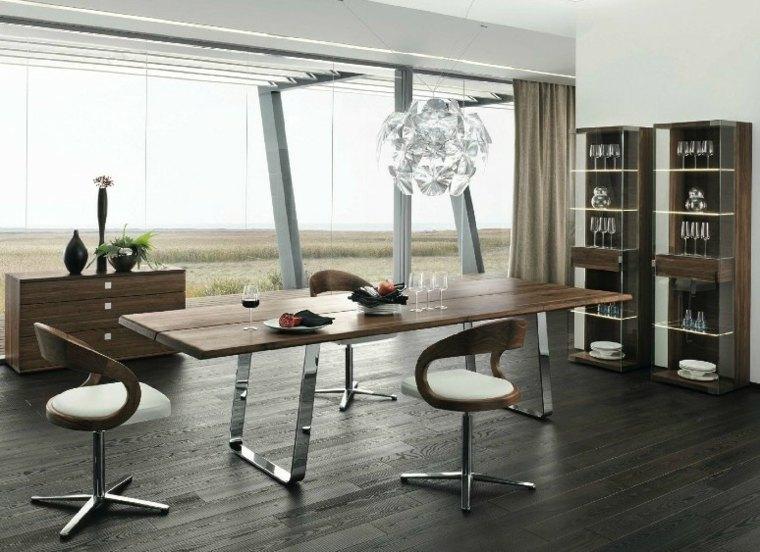 muebles de diseño comedor diseno masculino ideas