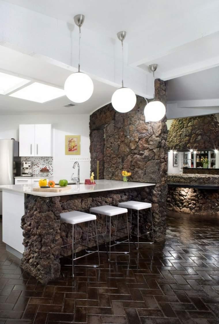 Muebles de diseño natural vitalidad en la casa moderna -