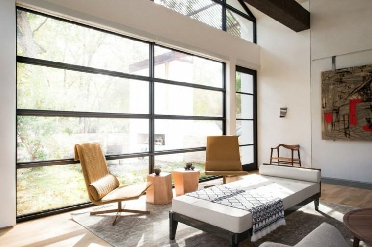 muebles de diseno sillones tela respira ideas
