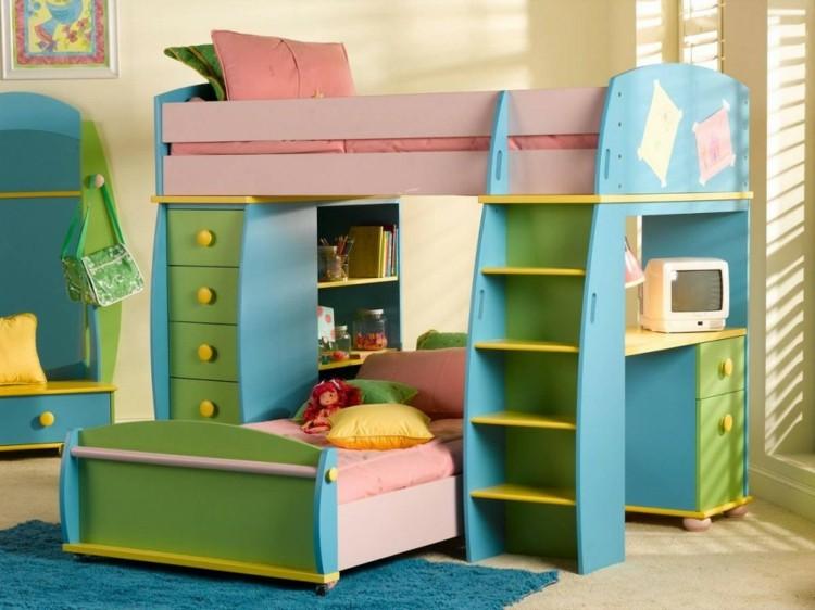 muebles dormitorio modulares infantil