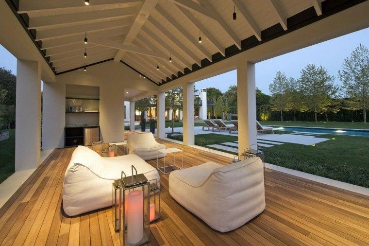 muebles el paraiso terraza moderna blaze makoid architecture ideas