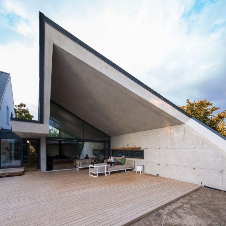 muebles el paraiso terraza moderna casa ideas