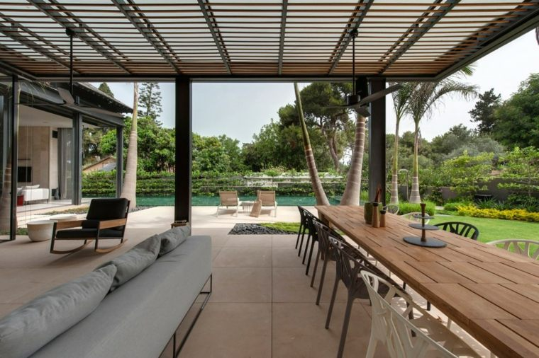 muebles el paraiso terraza moderna disenada eran binderman ideas