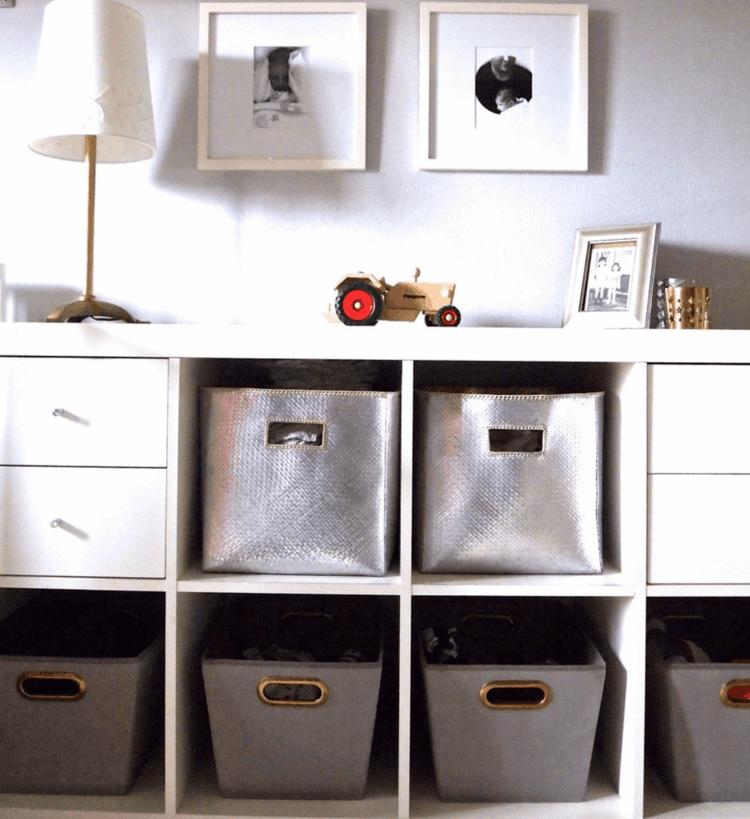 Cuarto infantil dise o moderno habitaciones compartidas for Muebles infantiles modernos