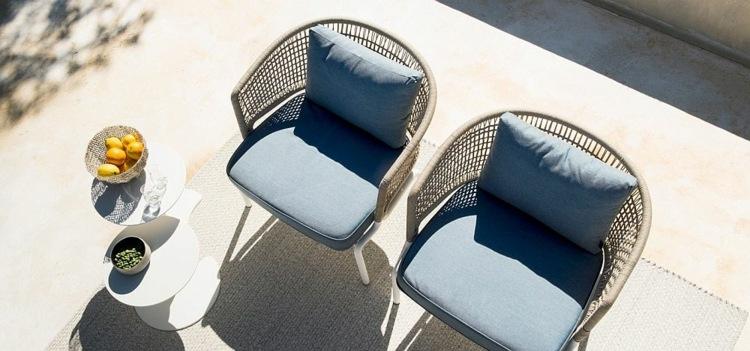 nueva vida sillas cojines resistentes ideas