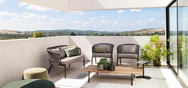 nueva coleccion verano balcon muebles balcon ideas