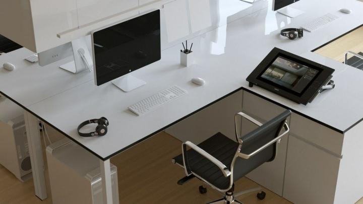 oficinas estilos decorativos diseño cables cosas