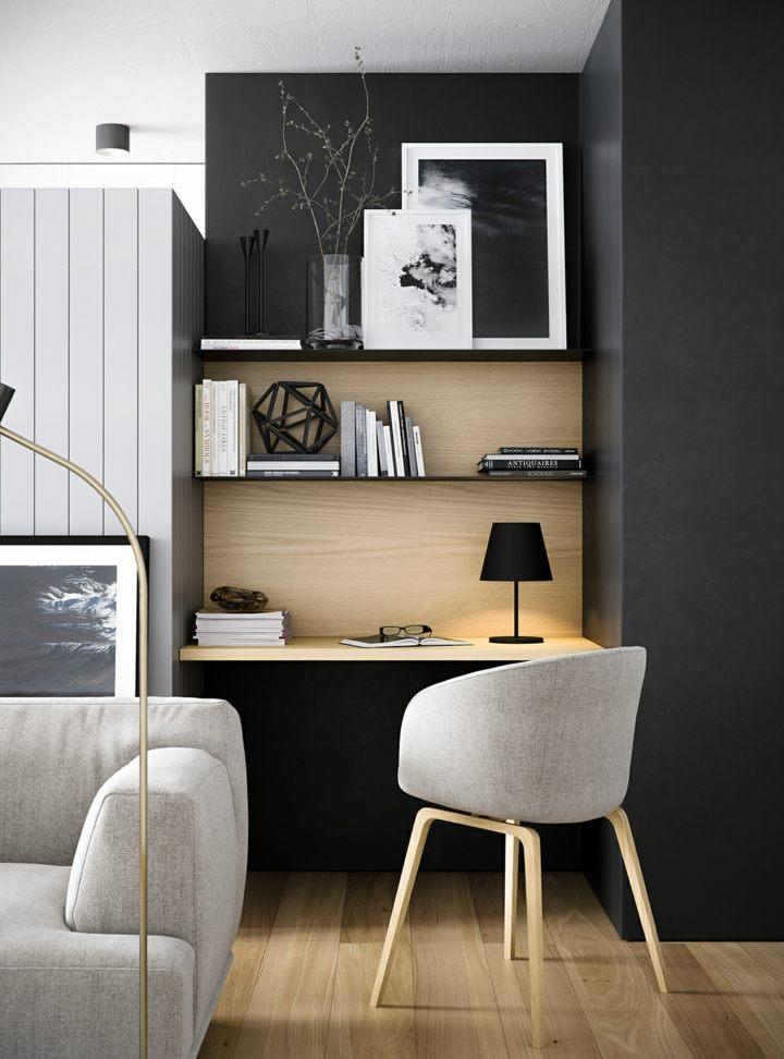 oficinas estilos decorativos pendientes sabor ramas