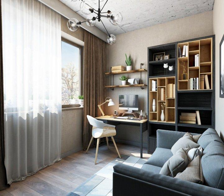 oficinas estilos redondeados cojines sentados