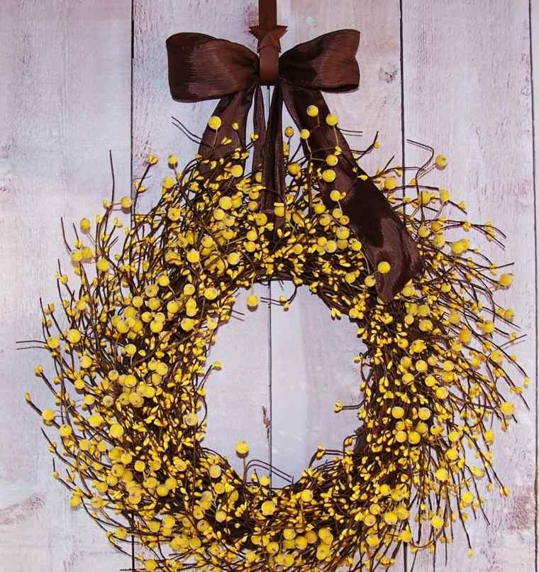 opciones coronas ramas arbol floreciendo ideas