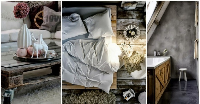 opciones creativas palets reciclar varias opciones ideas