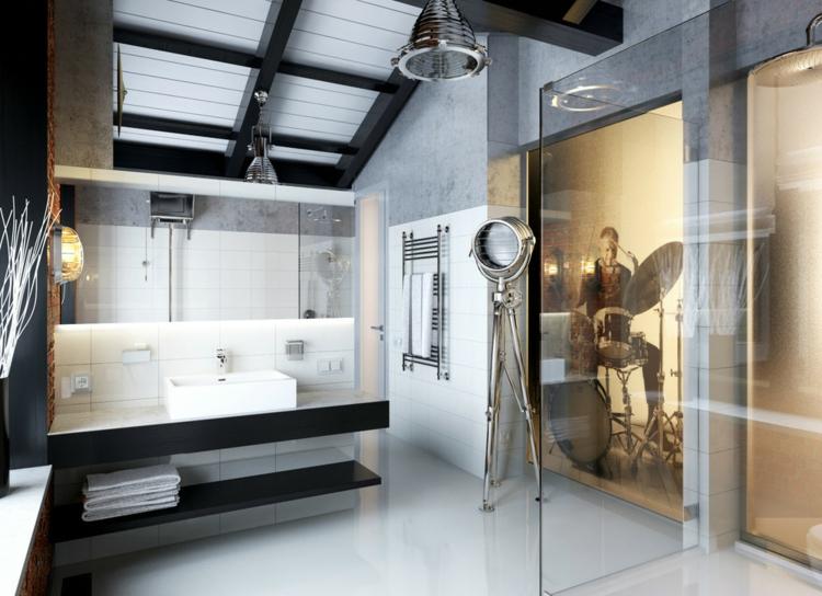 Diseno Baños Quimicos:Lamparas creatividad para iluminar interiores con acento natural