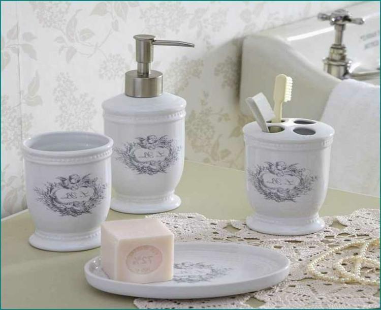 original conjunto accesorios baño