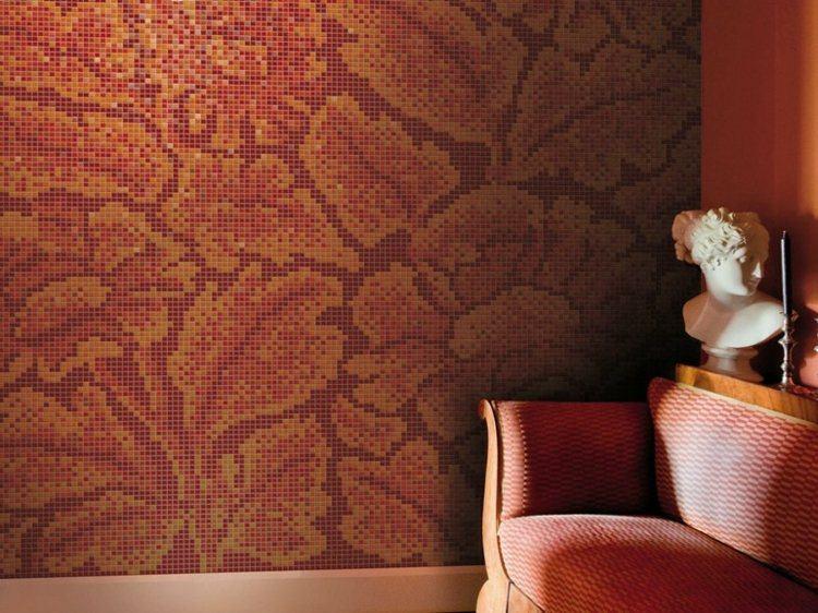 original decoración colores cálidos