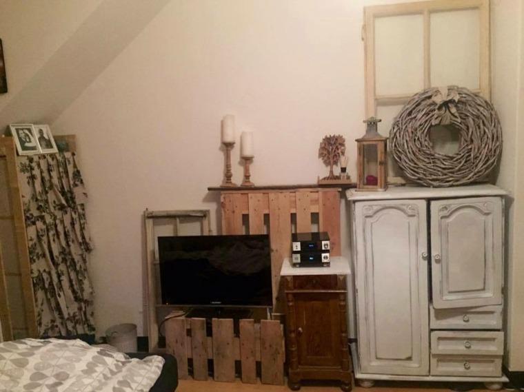 original decoración muebles palet