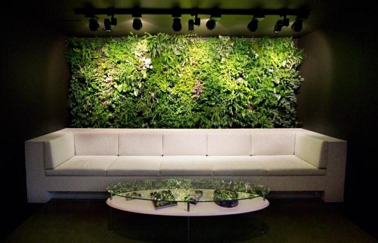 original diseño jardin salon
