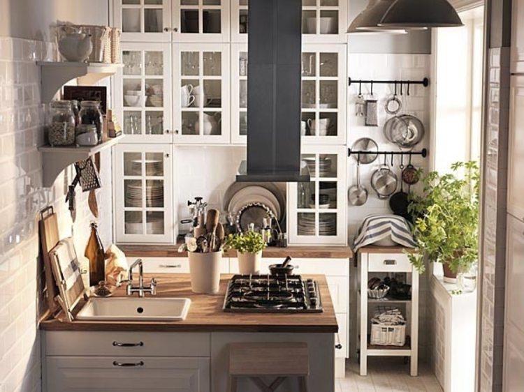 original diseño cocina pequeña