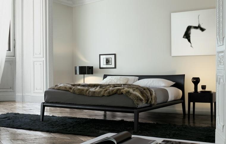 original diseño cama marca Poliform