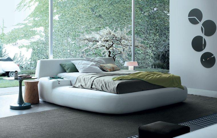 original diseño cama grande matrimonio