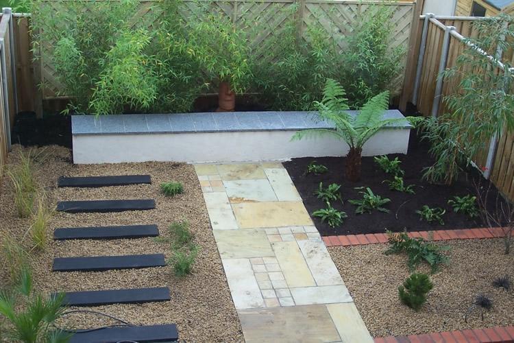 original diseño decoración jardín