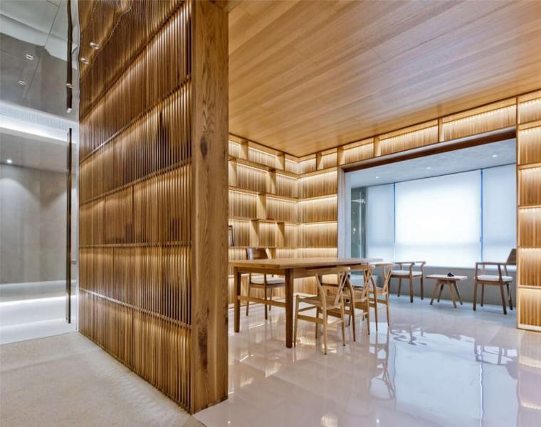 original diseño interior madera dco