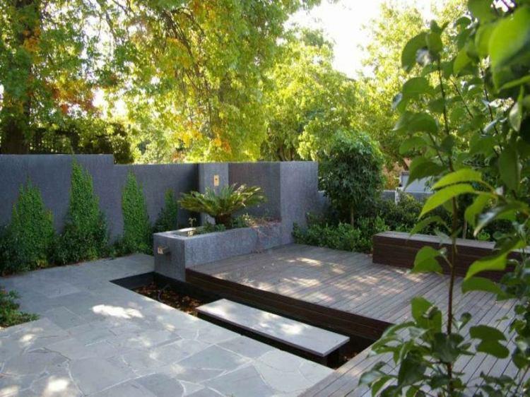 original diseño paisajes jardín