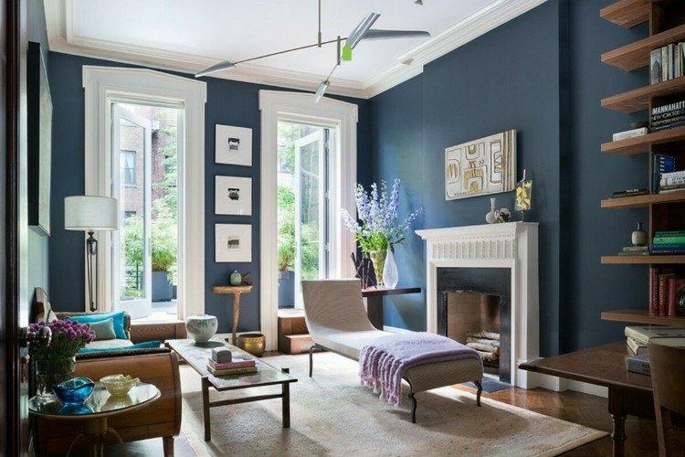 original diseño paredes salon