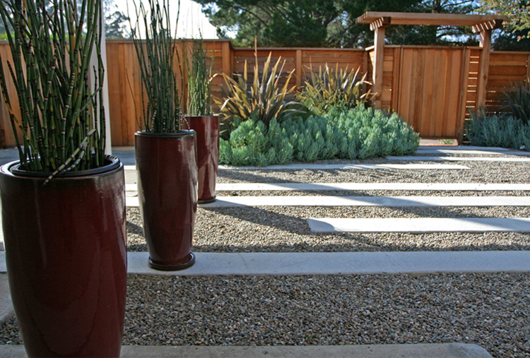 original diseño suelo moderno jardin