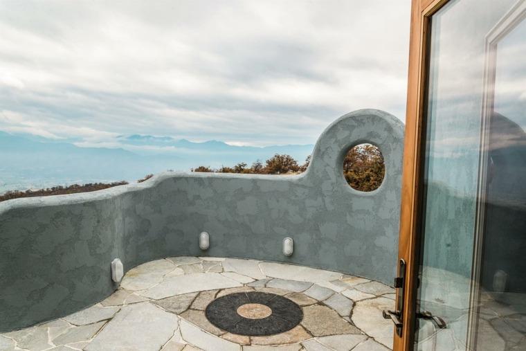 original diseño terraza vistas