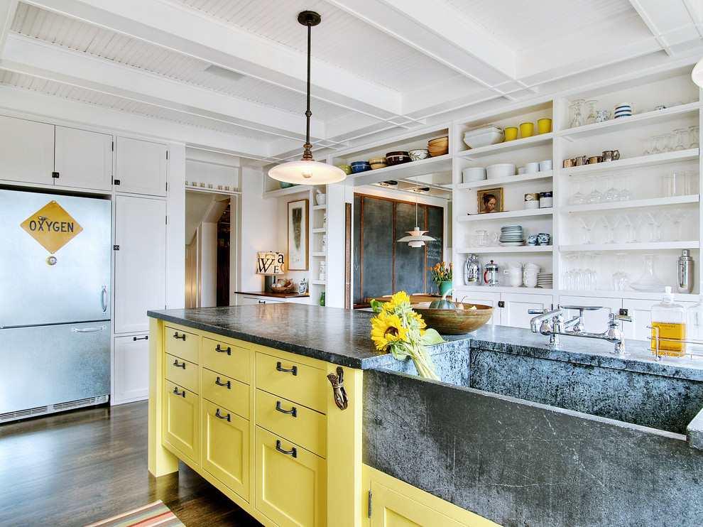cocina diseño Jas Design Build