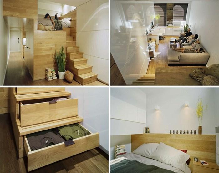 original diseño cama loft