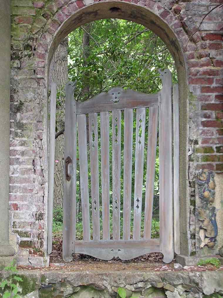 original diseño puerta madera