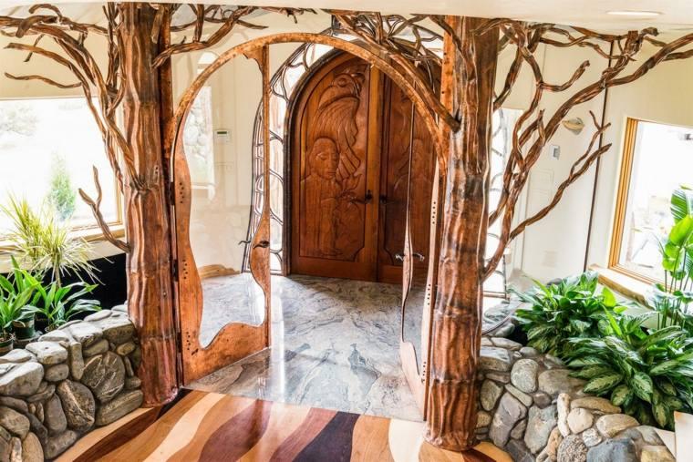 original diseño interior entrada