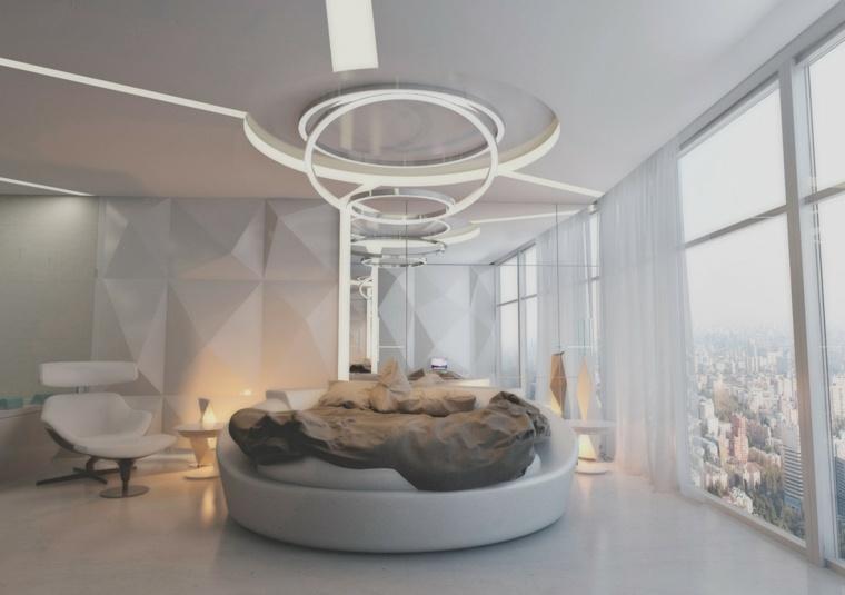 original habitación cama moderna