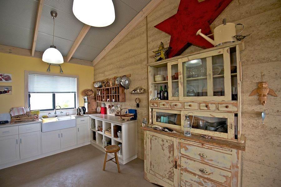 Dise o de cocinas shabby chic abra paso a la dulzura - Muebles cocina vintage ...