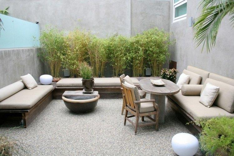 Decorar Terraza Moderna Decoracin Balcones Jardineras Para