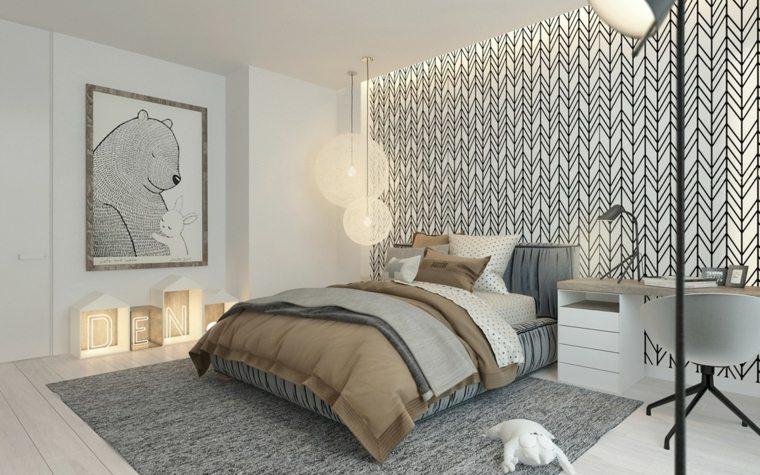 original decoración papel pared