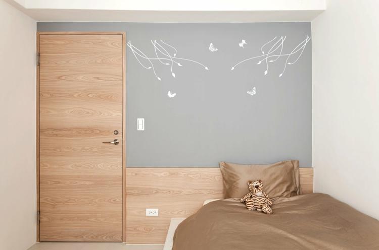 original diseño habitacion estilo minimalista
