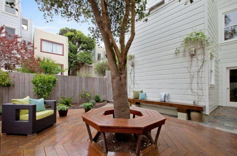 original diseño jardin terraza