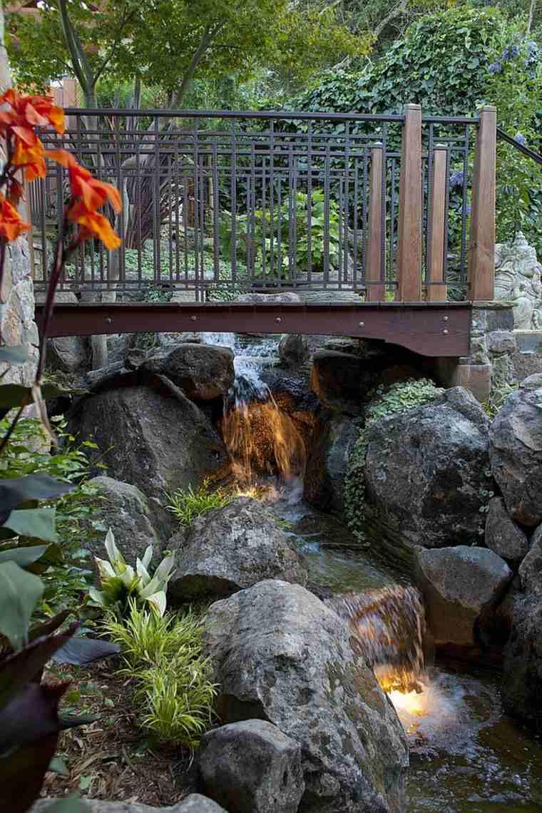 originales diseños terraza puentes