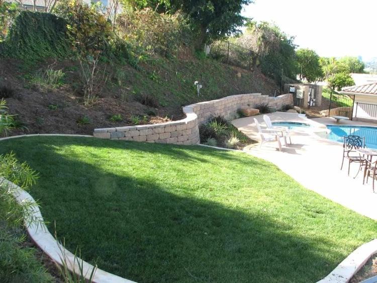 originales jardines patios modernos