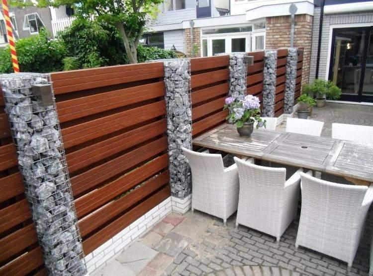 originales vallas separadoras jardin modernas
