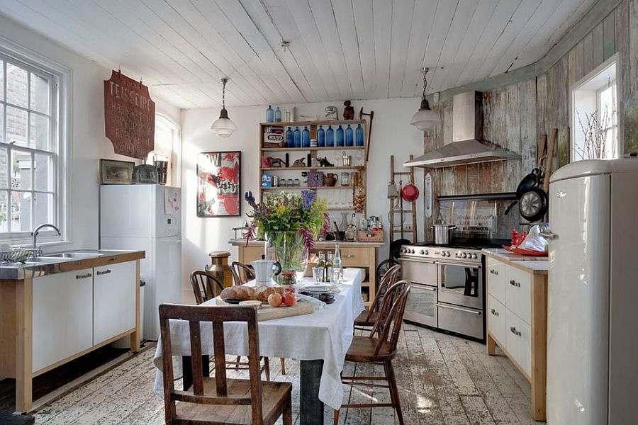 original cocina rustica shabby