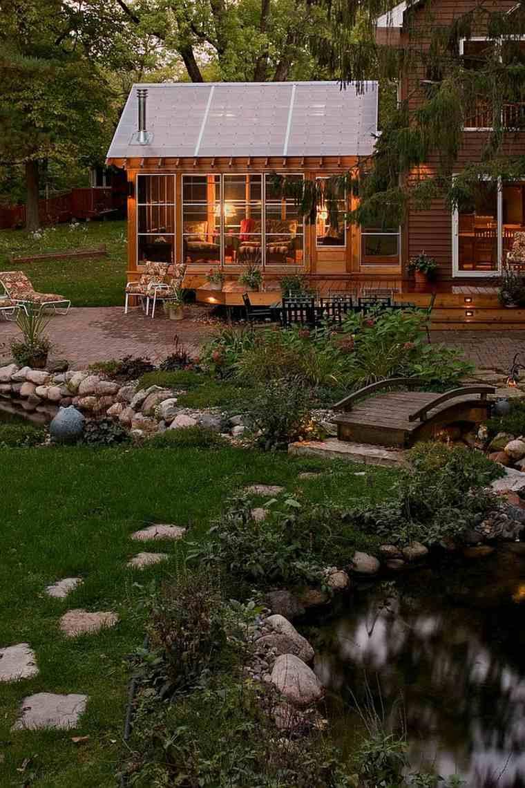 origtinales diseños jardines paisajes