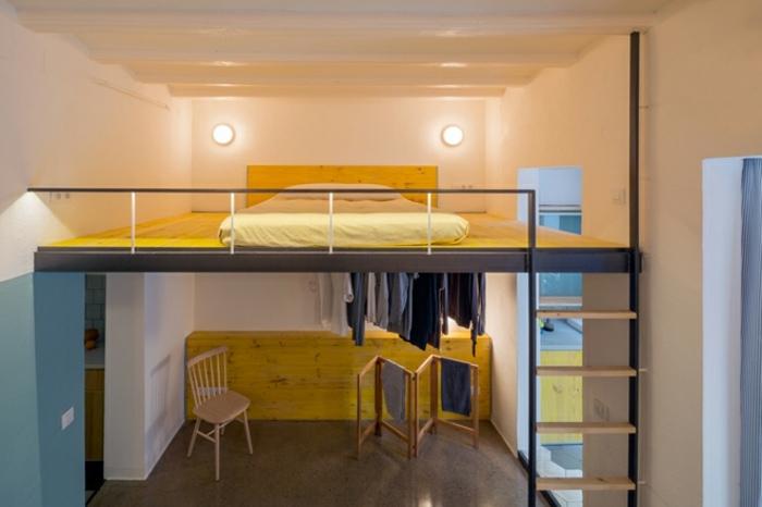 Loft de dise o moderno nueve modelos asombrosos - Diseno de lofts interiores ...