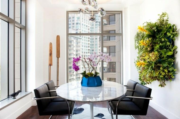 panel plantas decorar pared