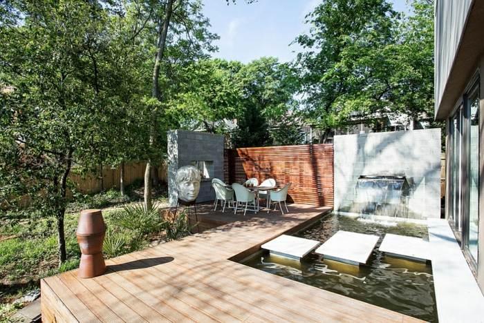 patios cajones salidas estilos muebles cabezas